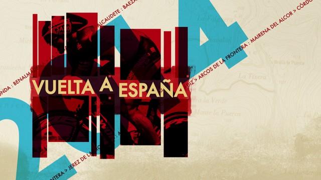 2014 Vuelta a España (NBC/USN)